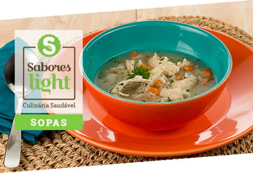 Sabores Light - Sopas & Cremes
