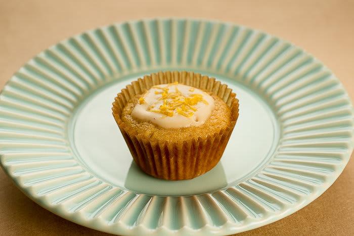 Muffin de Limão