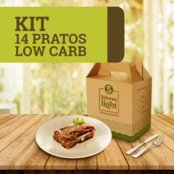 6960A -14 pratos lowcarb