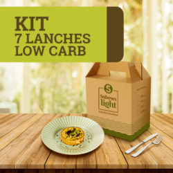 6960A - 7 lanches lowcarb