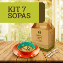 Kit 7 Sopas