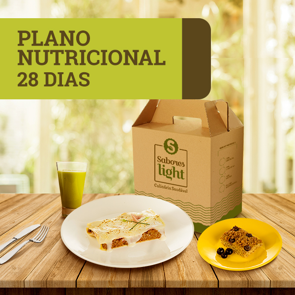 Plano Nutricional 28 dias