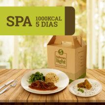 SPA 1000 kcal- 5 dias