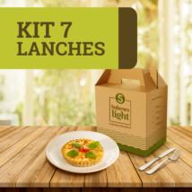 Kit 7 Lanches