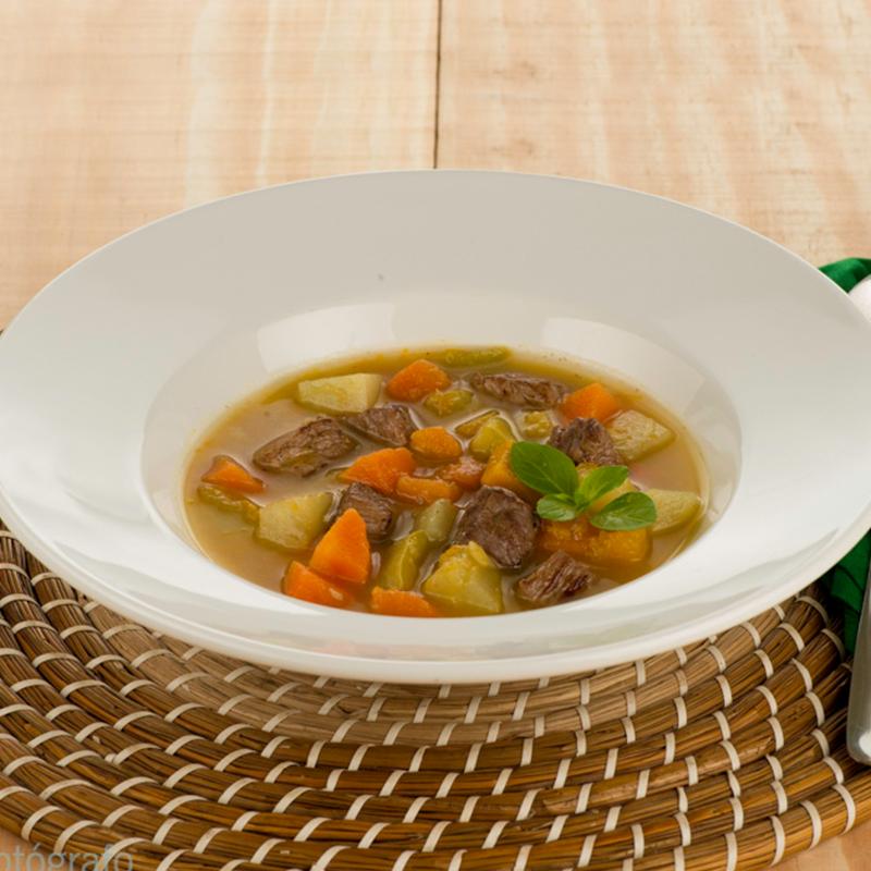 Sopa Confort Food
