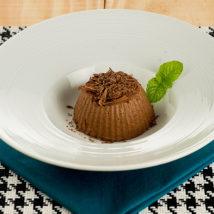 Mousse de Chocolate Funcional