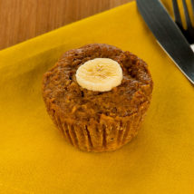 Muffin de Banana