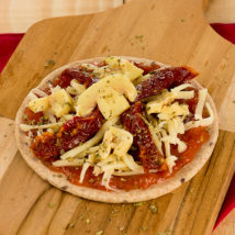 Pizza de Tomate Seco