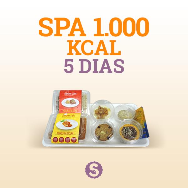 SPA 1000 - 5 dias
