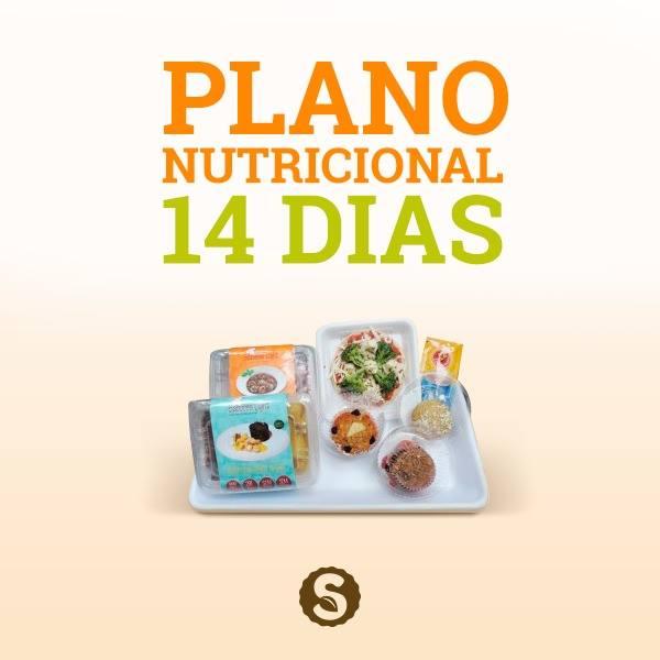 Plano Nutricional 14 dias