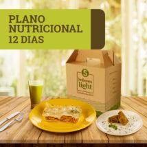 Plano Nutricional 12 dias